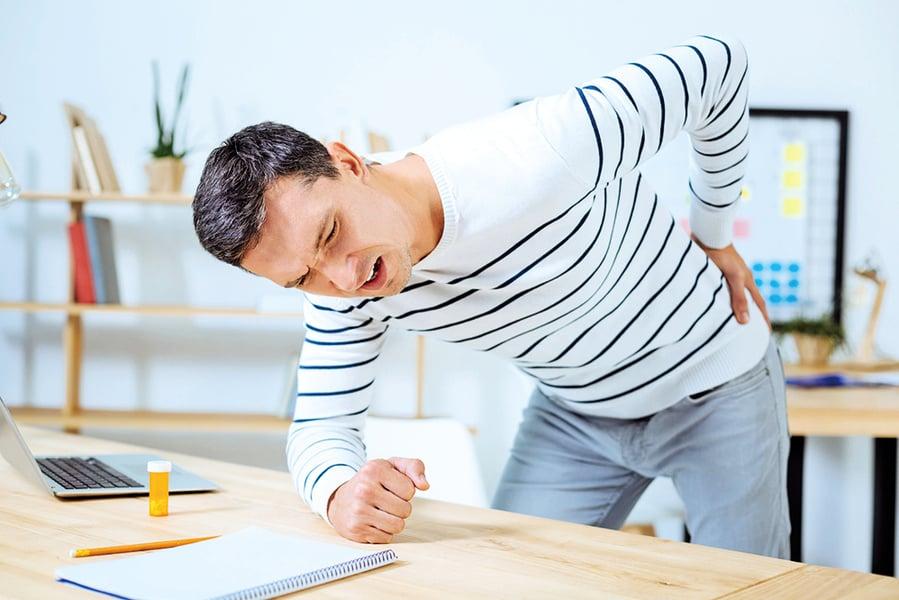 下背痛20年 竟是骶髂關節作祟
