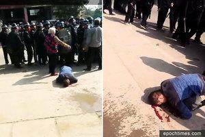 湖南上千村民反垃圾焚燒場再爆流血衝突