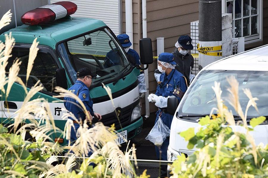 女子失蹤牽出九屍案 日本警方逮捕嫌疑男子