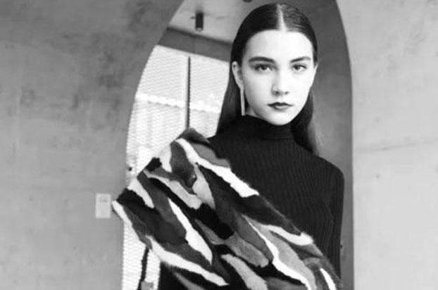 俄羅斯媒體關注14歲女模特兒弗拉達在上海猝死事件。(網絡圖片)