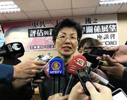 中共不同於一般政黨 陸委會籲台生勿入共產黨