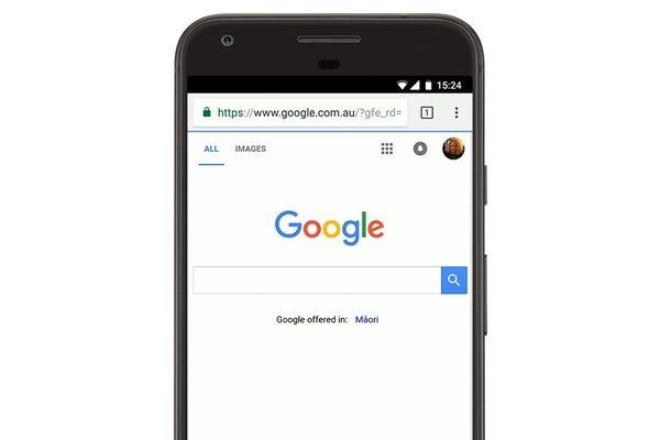 Google升級 依用戶位置提供搜尋結果或地圖