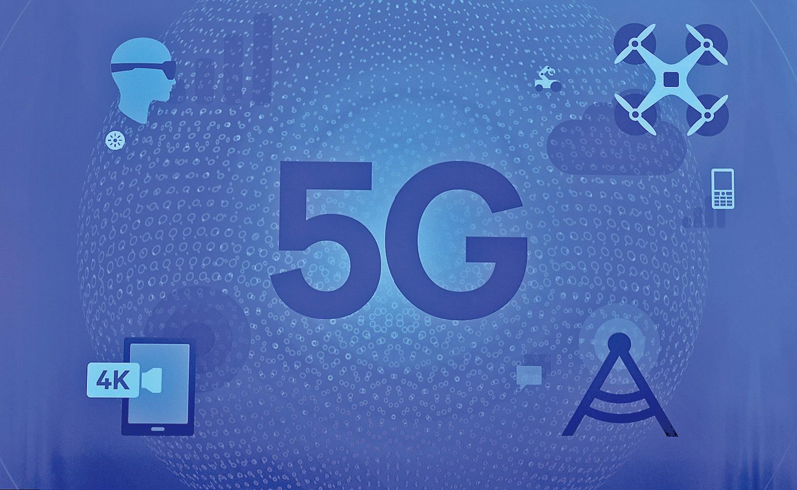 5G的速度將比4G快約10倍,將比之前預想的2020年提早一年實現。(Getty Images)