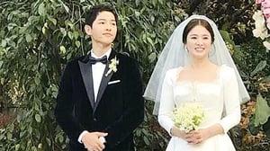 宋仲基宋慧喬首爾舉行世紀婚禮  章子怡親自到賀