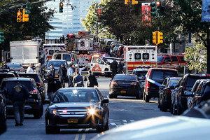 曼哈頓恐襲8死 特朗普責令再嚴查入境者
