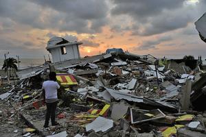 厄瓜多爾強震增至350死