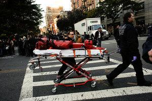 曼哈頓恐襲現場怵目驚心 警察通話錄音曝光