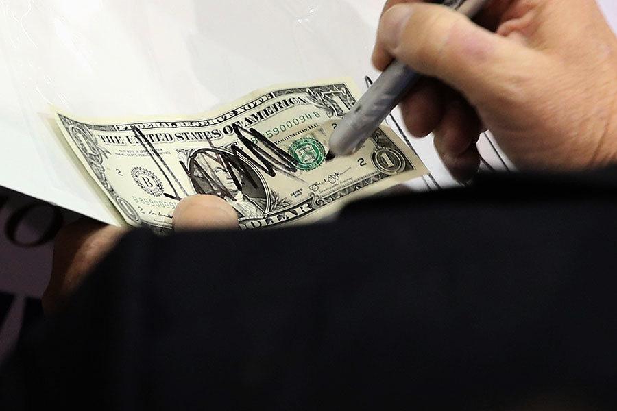 專家:特朗普政策比美聯儲更能影響美元走勢