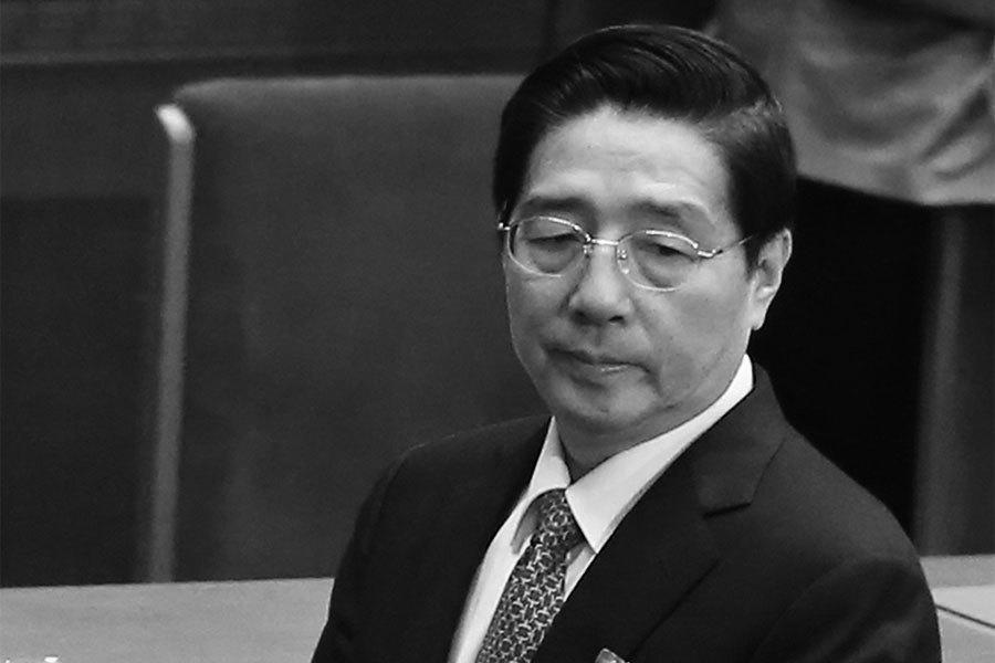郭聲琨接管政法委 習設依法治國小組有深意?