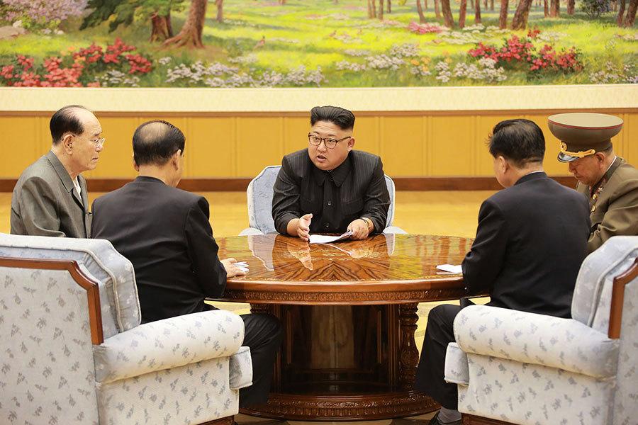 傳北韓突然舉行演說宣揚核戰 百姓:吹牛