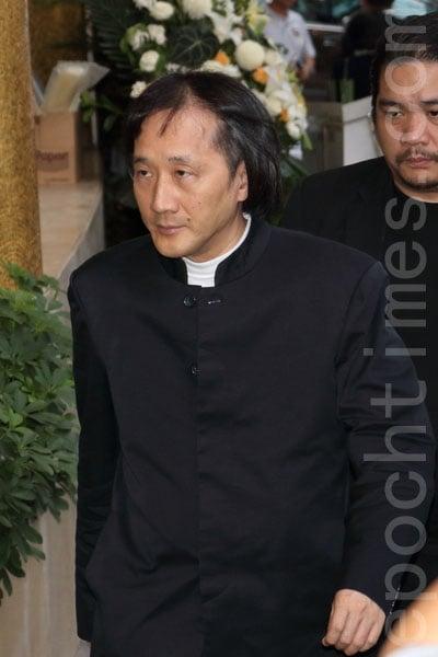 「上海仔」郭永鴻涉嫌洗黑錢超過一億港元,昨日被警方拘捕。(大紀元資料圖片)