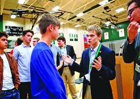 特朗普效應 鼓舞大眾 美青少年颳起州長參選風
