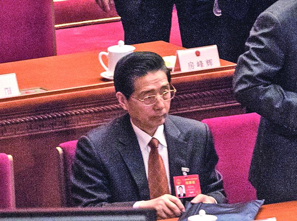 中央書記處書記郭聲琨掌政法委。(Getty Images)