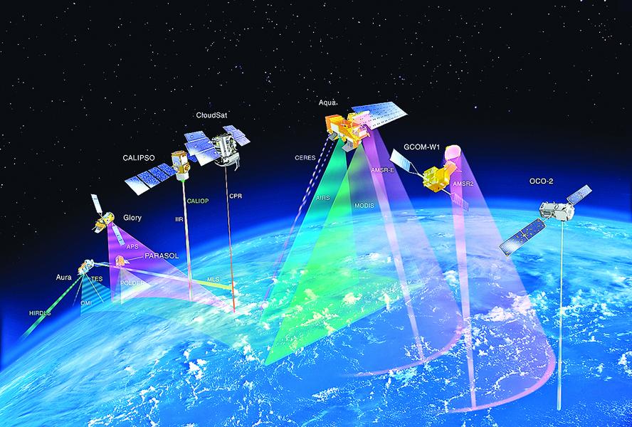 上萬衛星排隊升空 太空垃圾管理引憂