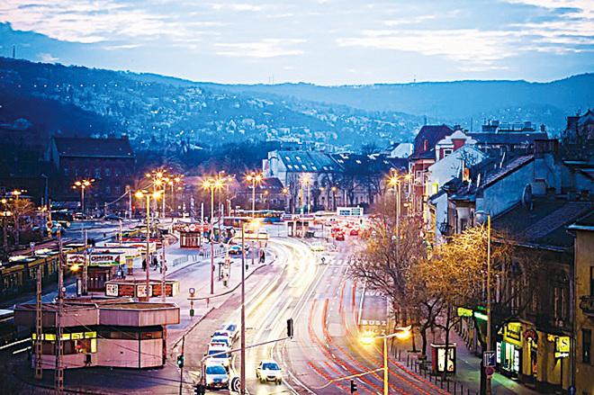 布達佩斯。(holdosi/CC/Pixabay)