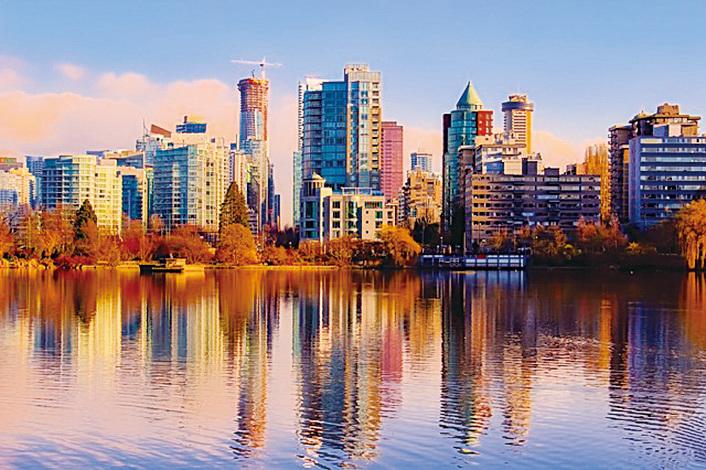 溫哥華。(12019/CC/Pixabay)