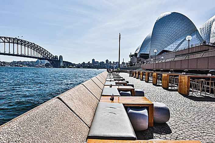 悉尼。(uniquedesign52/CC/Pixabay)