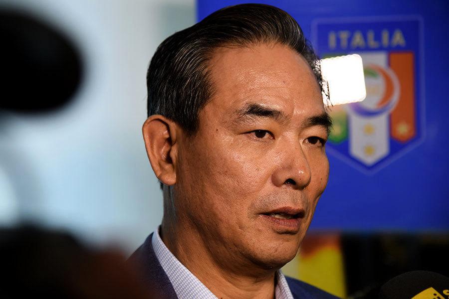 蔡振華缺席中國足協重要會議 或離開足協
