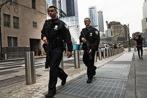 一槍擊中恐襲疑犯 紐約年輕警察獲讚英雄