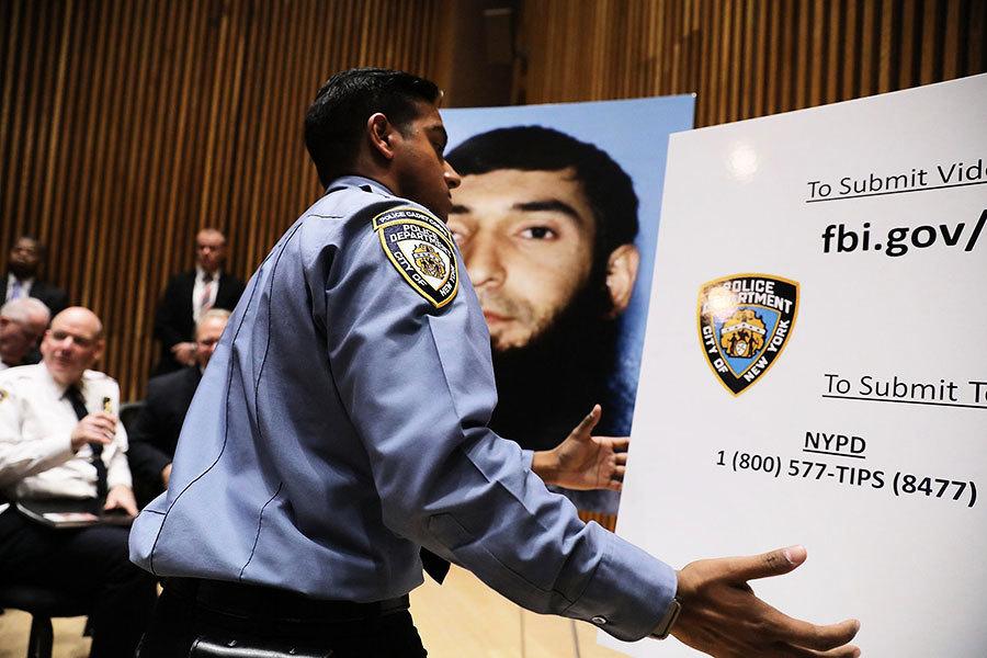 曼哈頓恐襲疑凶被控罪 受IS蠱惑細節曝光