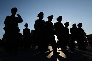 中共武警部隊改制後 高層變動首次對外公佈