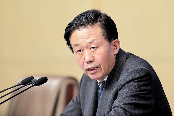 財長肖捷或升國務院秘書長
