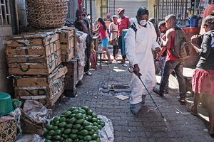 非洲爆發鼠疫 恐擴散