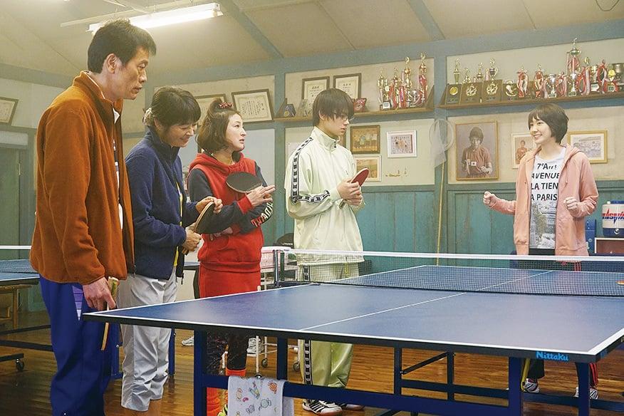 每位乒乓球隊中的成員,經過這場歷練,均獲取了生命的價值。