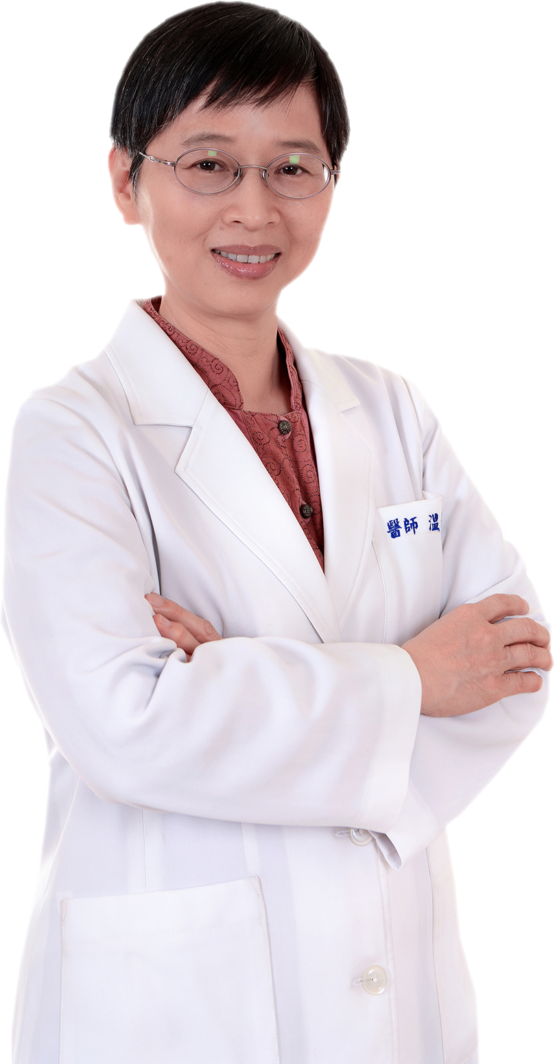 中醫師溫嬪容除了醫治疾病,還教導病人順應天道,幫助焦躁不安的心復歸自然平和。(博大出版社提供)