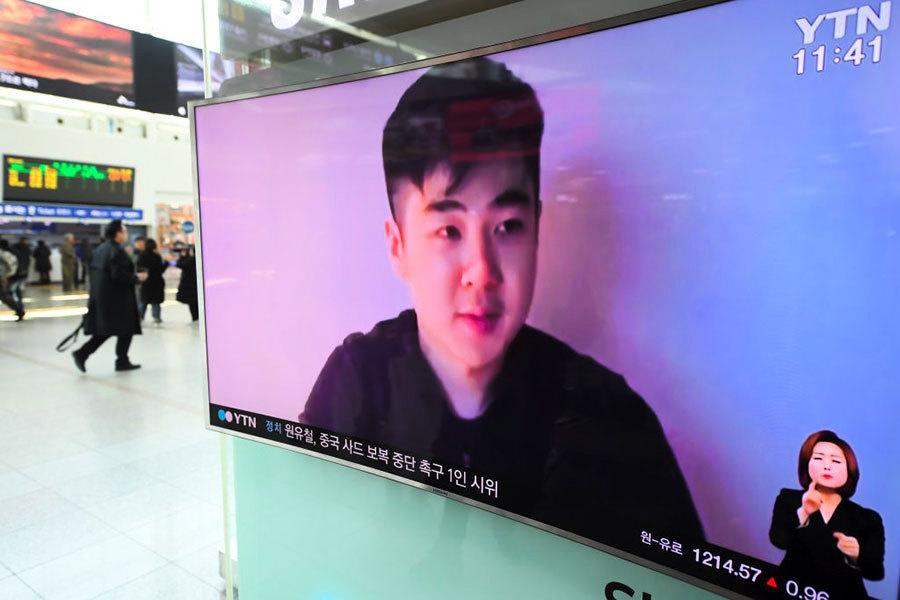 南韓:金正男之子金韓松不在中國