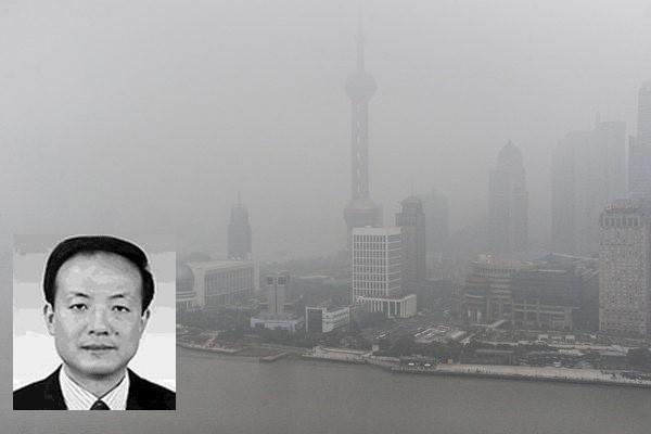 有傳媒消息稱,中共上海市委統戰部副部長戴晶斌日前自殺身亡。(合成圖片)