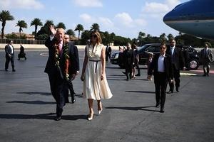 亞洲行延長一天 特朗普將出席東亞峰會