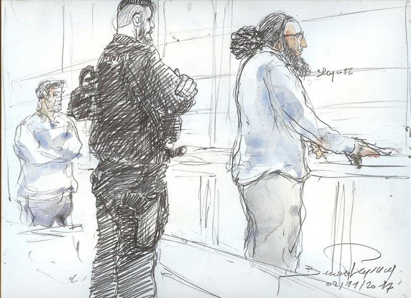 法國圖盧茲恐襲殺人犯之兄被判廿年監禁