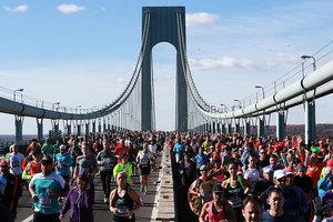 紐約馬拉松周日如期登場 全球五萬人參賽
