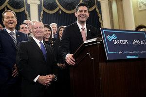 美共和黨有信心稅改過關 或廢奧氏強制納保