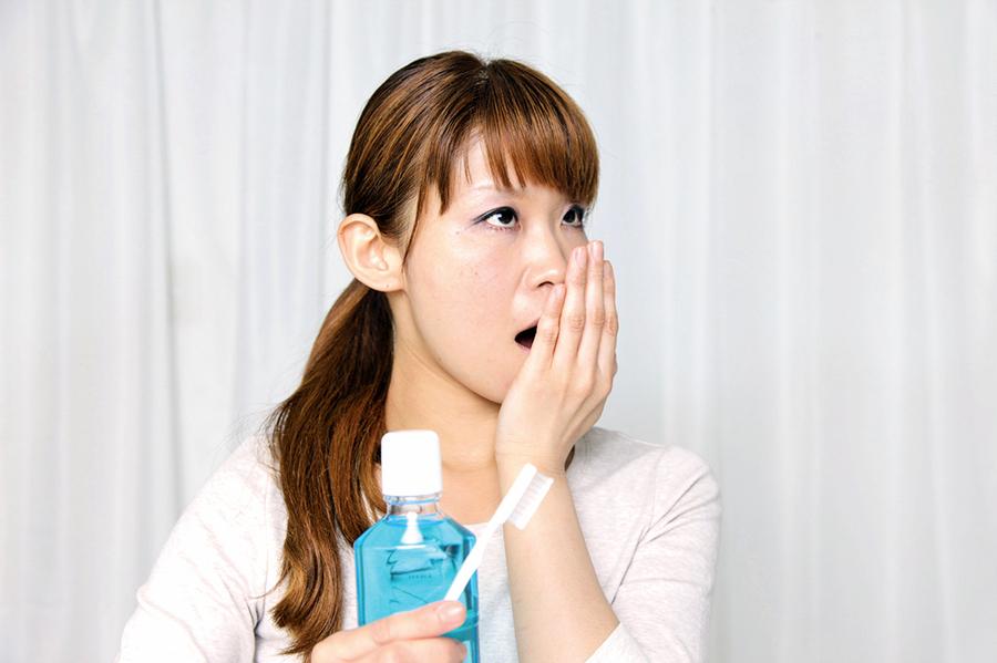 這10個原因會導致口臭