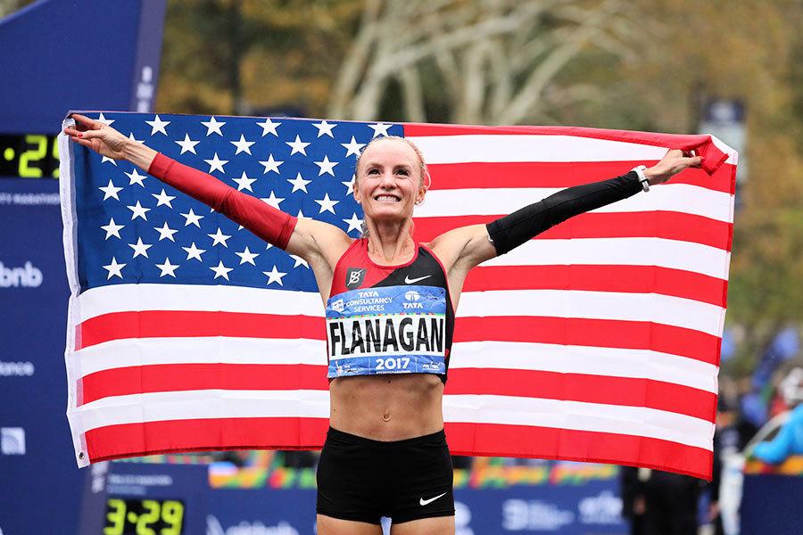 美國女子紐約馬拉松奪冠 40年來首例