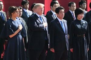特朗普將會見日本人質家屬 揭北韓政權罪惡