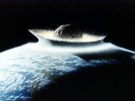 疑造成恐龍滅絕的小行星 帶來可治癌金屬