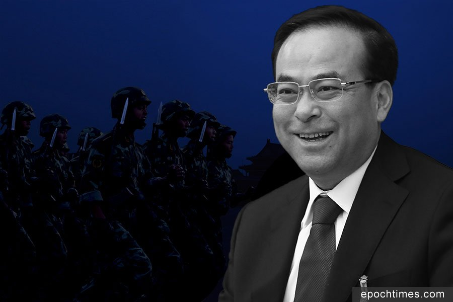 11月4日,被視為中共江派接班人的前重慶市委書記孫政才被罷免全國人大代表職務。(Getty Images/大紀元合成)