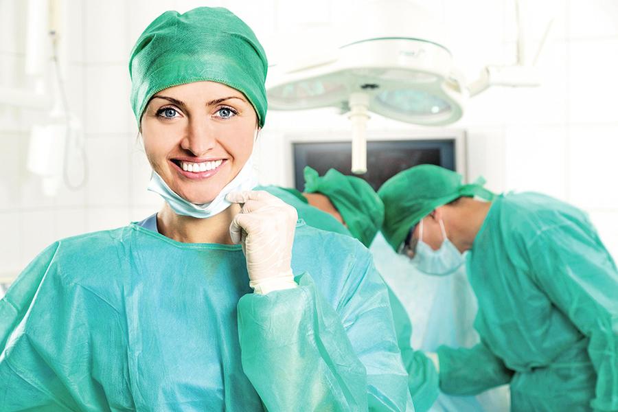 研究:女性外科醫生開刀 死亡率較低