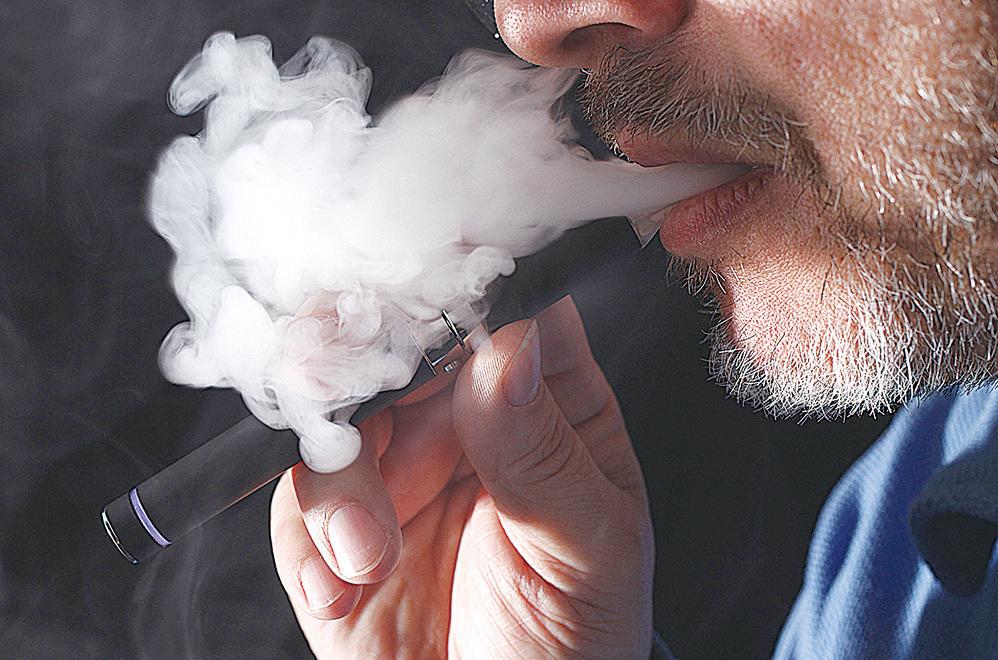電子煙的潛在危害才剛剛開始被發現。(Getty Images)