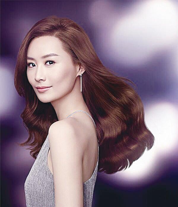 陳法拉為美國染髮品牌擔任香港區首位代言人。(RSVP公司提供)
