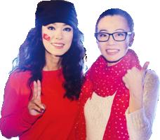 米雪焦媛再度合作舞台劇  互讚演技犀利