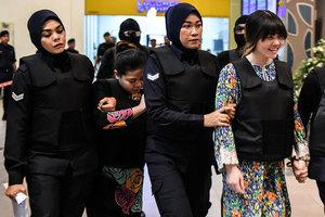 北韓大使館官員參與金正男謀殺案