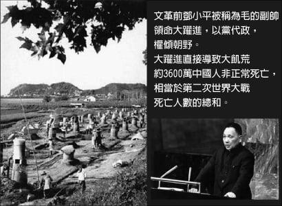 你不了解的鄧小平:與毛一同指揮大躍進(上)