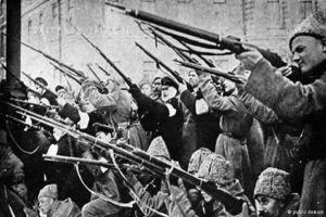 游兆和:從「十月革命」看共產革命本質