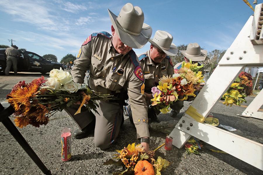 德州槍擊兇嫌反宗教 疑對岳母不滿行兇