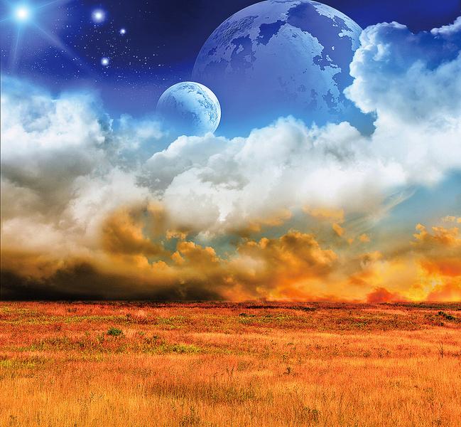當時明月在 曾照彩雲歸