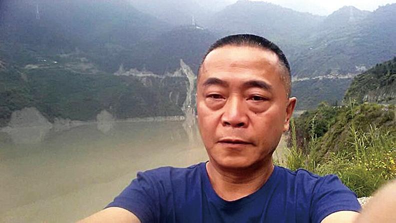 「六四天網」創辦人黃琦在看守所拒絕認罪。(網絡圖片)